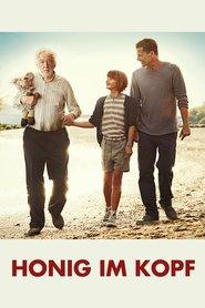 "Poster for the movie ""Honig im Kopf"""