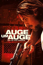 "Poster for the movie ""Auge um Auge"""