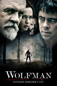 """Poster for the movie """"Wolfman"""""""
