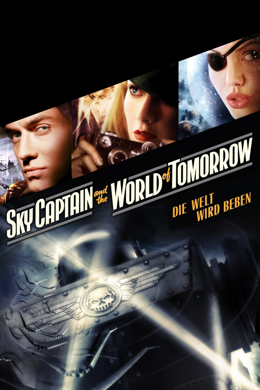 """Sky Captain and the World of Tomorrow"""