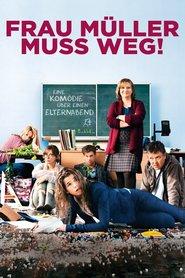 """Poster for the movie """"Frau Müller muss weg"""""""