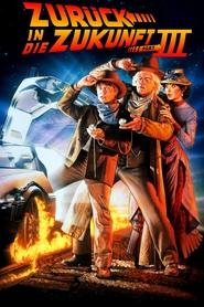 """Poster for the movie """"Zurück in die Zukunft III"""""""