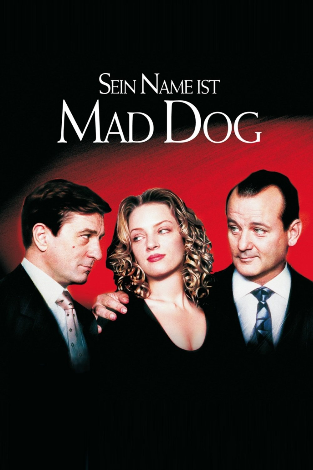 """Sein Name ist Mad Dog"""