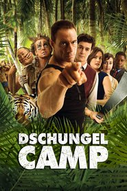 """Poster for the movie """"Dschungelcamp - Welcome to the Jungle"""""""
