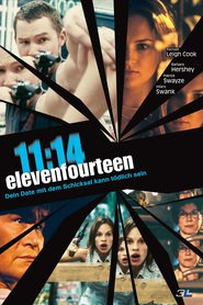 "Poster for the movie ""11:14 - Elevenfourteen"""