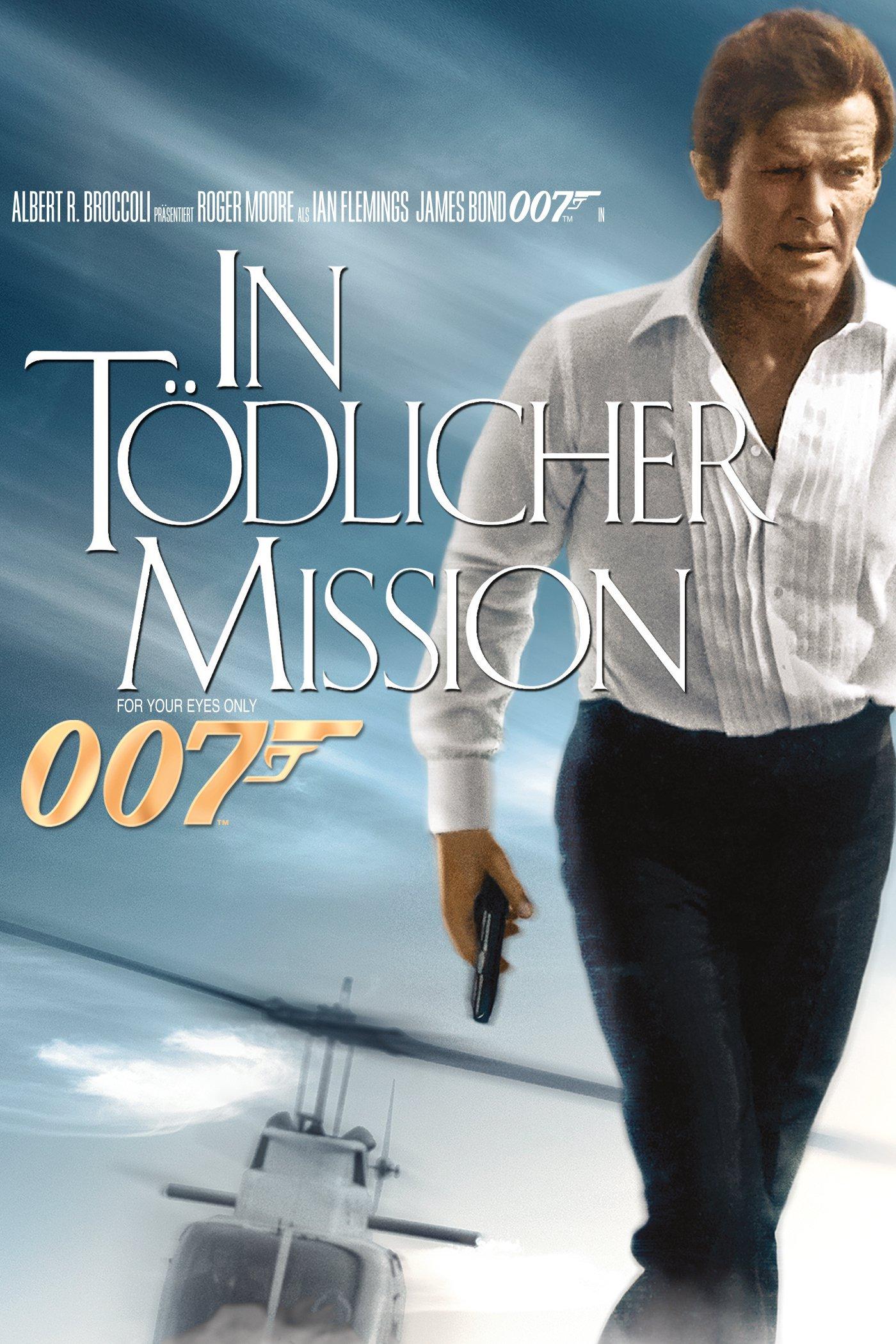 """""""James Bond 007 - In tödlicher Mission"""""""