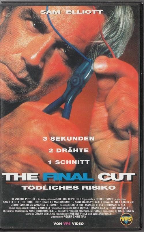 """""""The Final Cut - Tödliches Risiko"""""""