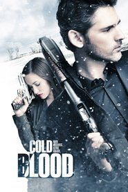 """Poster for the movie """"Cold Blood"""""""