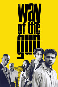 """Poster for the movie """"Way of the Gun"""""""