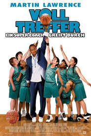 "Poster for the movie ""Volltreffer - Ein Supercoach greift durch"""