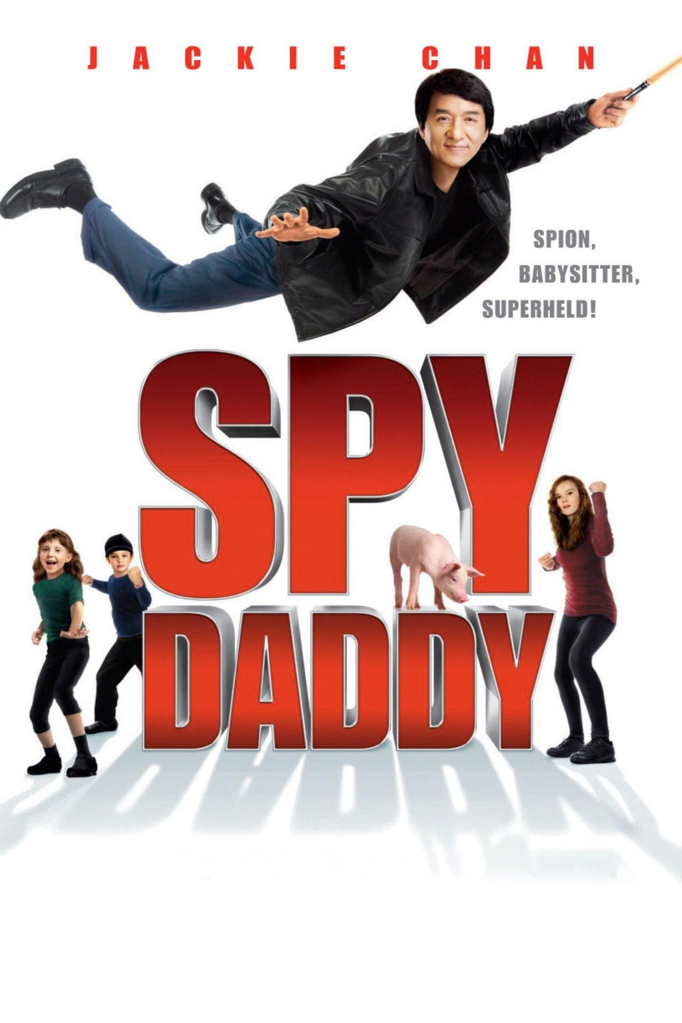 """""""Spy Daddy"""""""