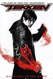 """Poster for the movie """"Tekken"""""""