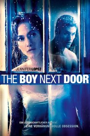 """Poster for the movie """"The Boy Next Door"""""""